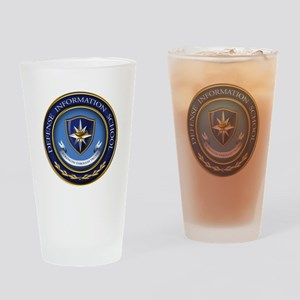 Defense Information School Clasic Drinking Glass