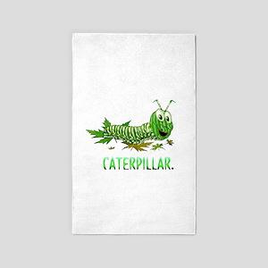 caterpillar 3'x5' Area Rug