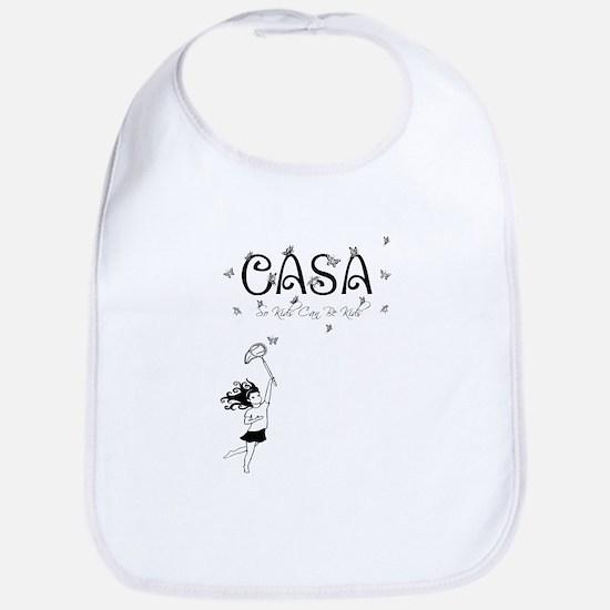 CASA Butterflies Bib