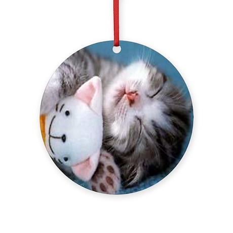 Cute & Adorable Ornament (Round)