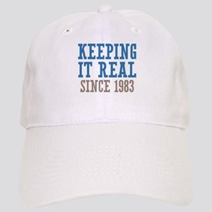 Keeping It Real Since 1983 Cap