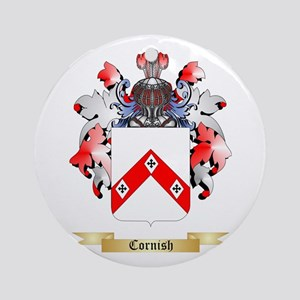 Cornish Ornament (Round)