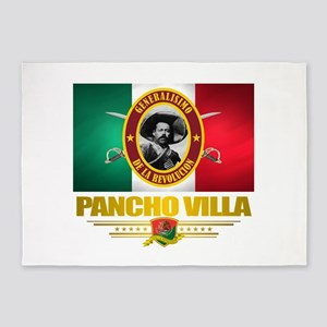 Pancho Villa 5'x7'Area Rug