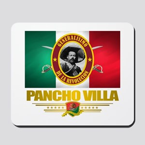 Pancho Villa Mousepad