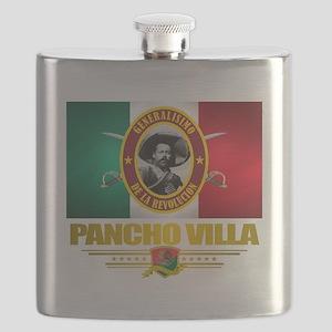 Pancho Villa Flask