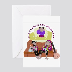 Final Spanish version.jpg Greeting Card