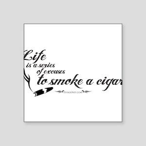 Life is.... Sticker