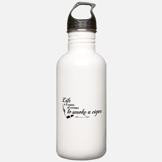 Life is.... Water Bottle