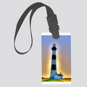 Lighthouse 01 Luggage Tag