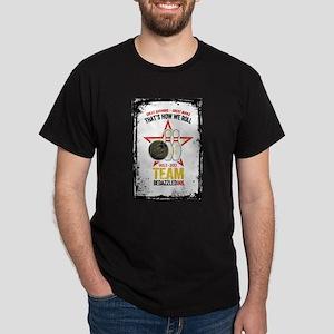 BInk Custom - Thats How We Roll Color Men'sT-Shirt