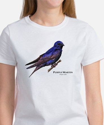 Purple Martin Women's T-Shirt