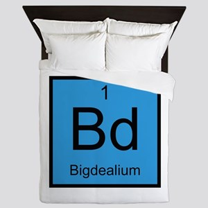 Bd Bigdealium Element Queen Duvet