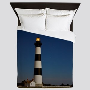 Lighthouse 03 Queen Duvet