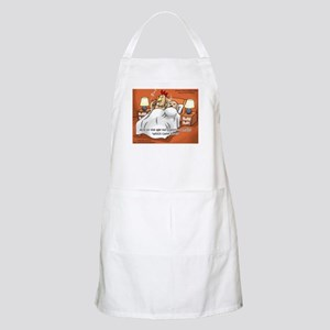 Chicken In Afterglow Apron