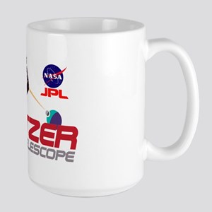 Spitzer Space Telescope Large Mug