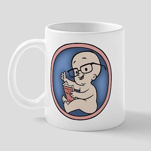 Nerd Inside Mug