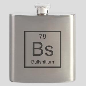 Bs Bullshitium Element Flask