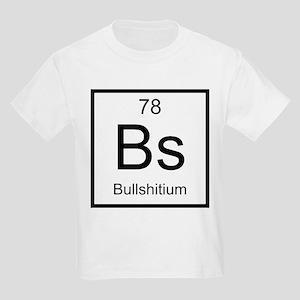 Bs Bullshitium Element Kids Light T-Shirt