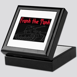FRANK THE TANK Keepsake Box