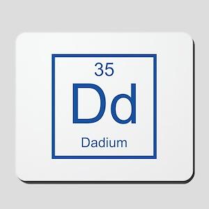 Dd Dadium Element Mousepad