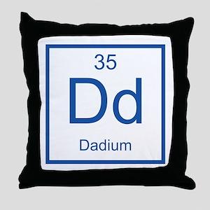 Dd Dadium Element Throw Pillow