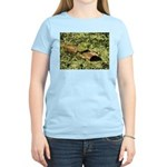 Bullfrog in green is King Women's Light T-Shirt