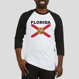 Florida State Flag Baseball Jersey