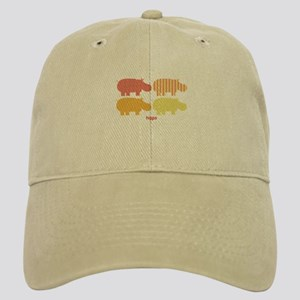 Lemonade Hippo Baseball Cap