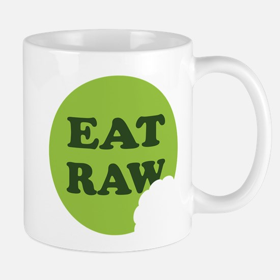 Eat Raw Mug