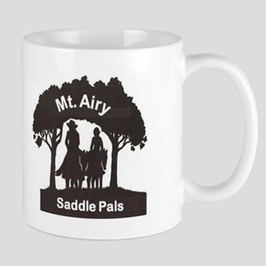 Mount Airy Saddle Pals Mug