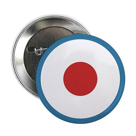 "RAF WW1 2.25"" Button"