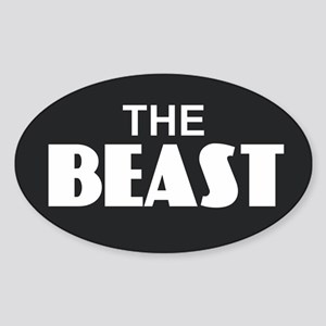 The BEAST Sticker