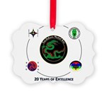 Saki Do Kwan 2013 Ornament