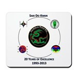 Saki Do Kwan 2013 Mousepad