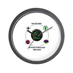 Saki Do Kwan 2013 Wall Clock