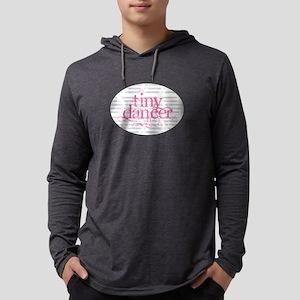 Tiny Dancer - Pink Mens Hooded Shirt