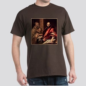 Saints Peter and Paul Dark T-Shirt