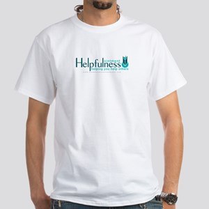 Helpfulness Ointment White T-Shirt