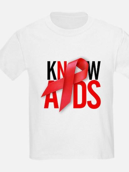 Aids T-Shirts World AIDS Day Kids T-Shirt