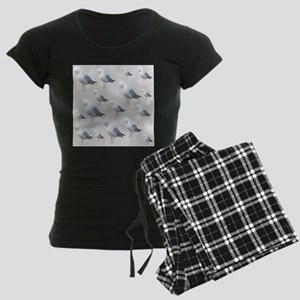 Preening Gulls. Pajamas