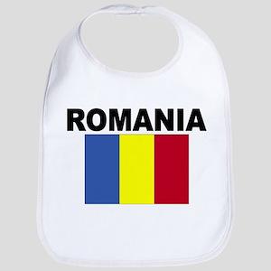 Romania Flag Bib