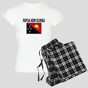 Papua New Guinea Flag Pajamas