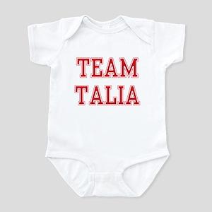 TEAM TALIA  Infant Creeper