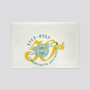 FHHS 50th Reunion Rectangle Magnet