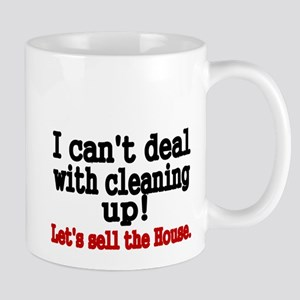 I cant deal with cleaning up Mug