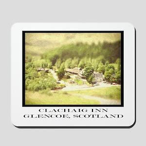 Clachaig Inn; Glencoe, Scotland Mousepad