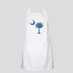 Vintage South Carolina Flag Apron