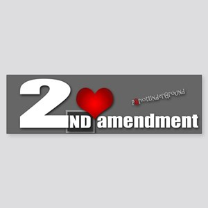2nd Love Bumper Sticker
