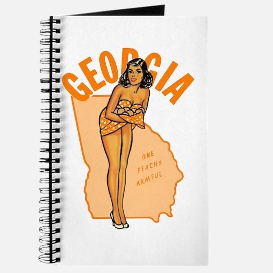 Vintage Georgia Pinup Journal