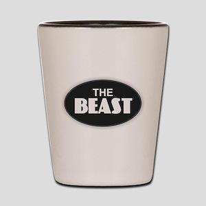 The BEAST Shot Glass